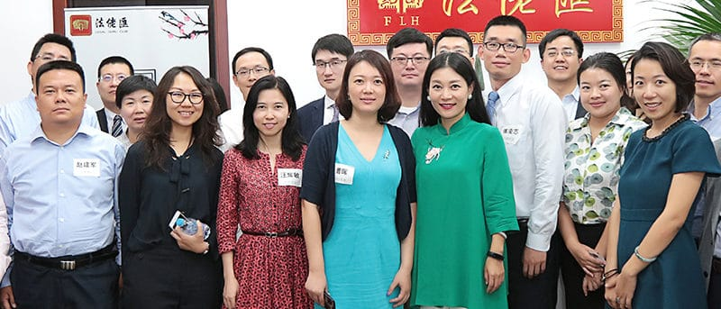 """Going-out"" Experience and Wisdom of Silk Road Fund丨Review of the 10th Salon of Legal Guru Club"